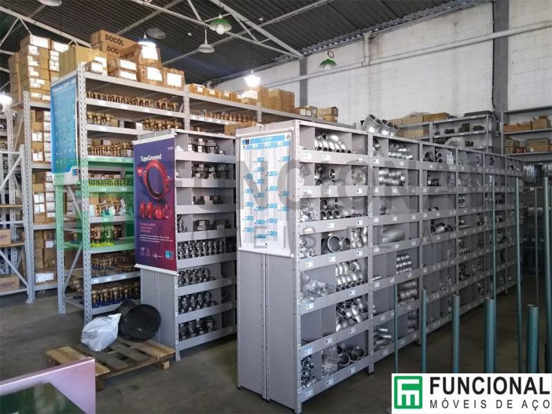 Fábrica de armário de aço