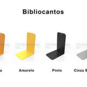 Bibliocanto em aço preço